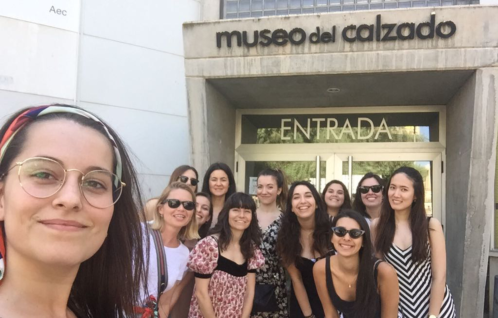 Visit to the Footwear Museum (Alicante) of the Master in Digital Communication and Marketing in Fashion