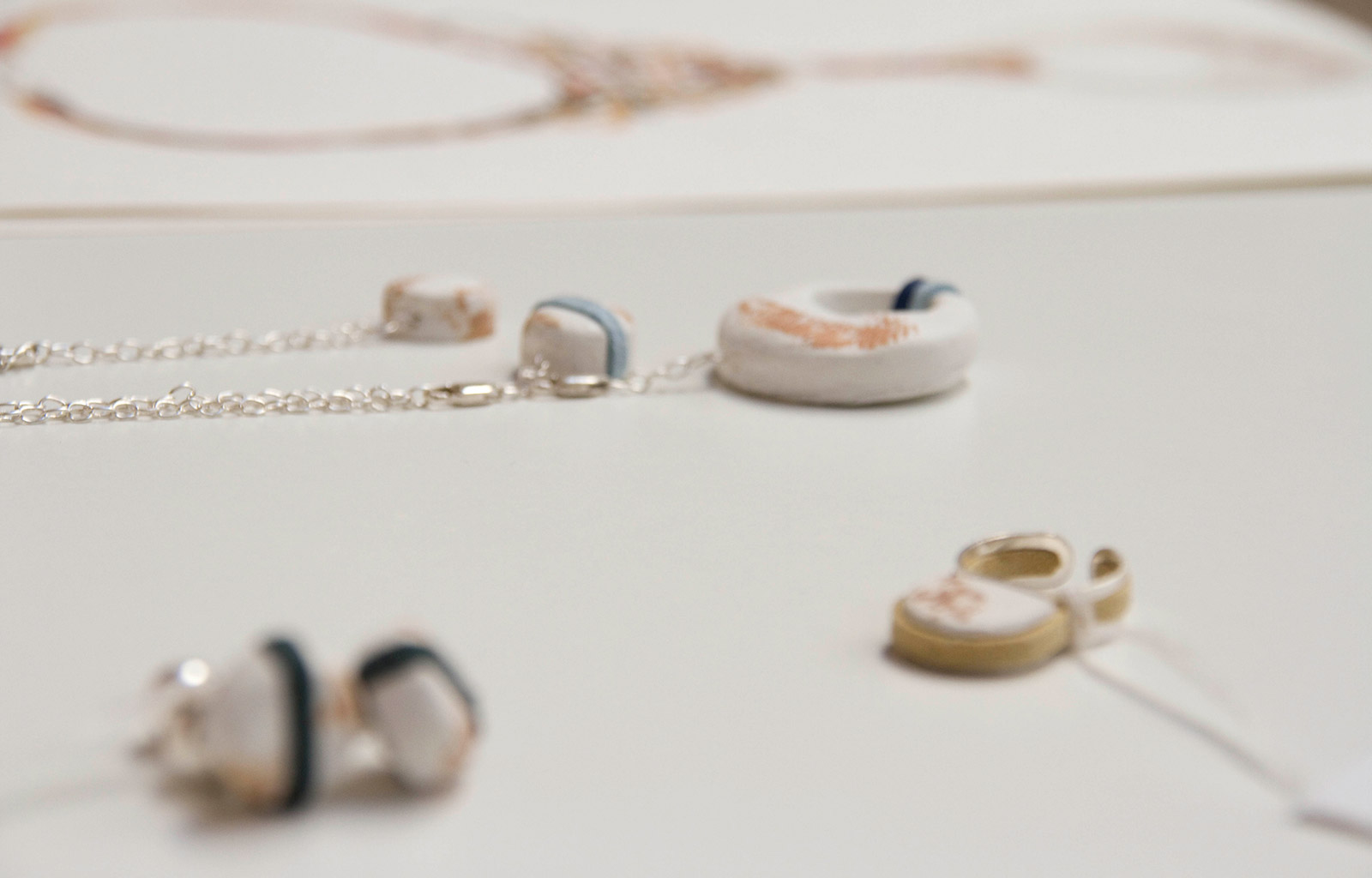 Postgraduate Course in Jewellery Design