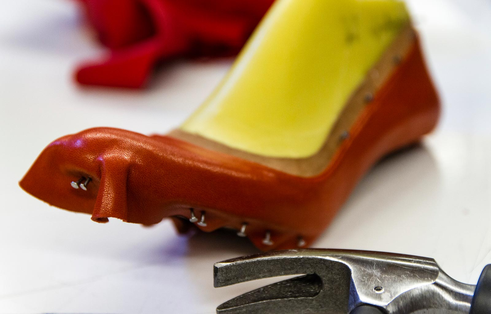Postgraduate Course in Footwear Design