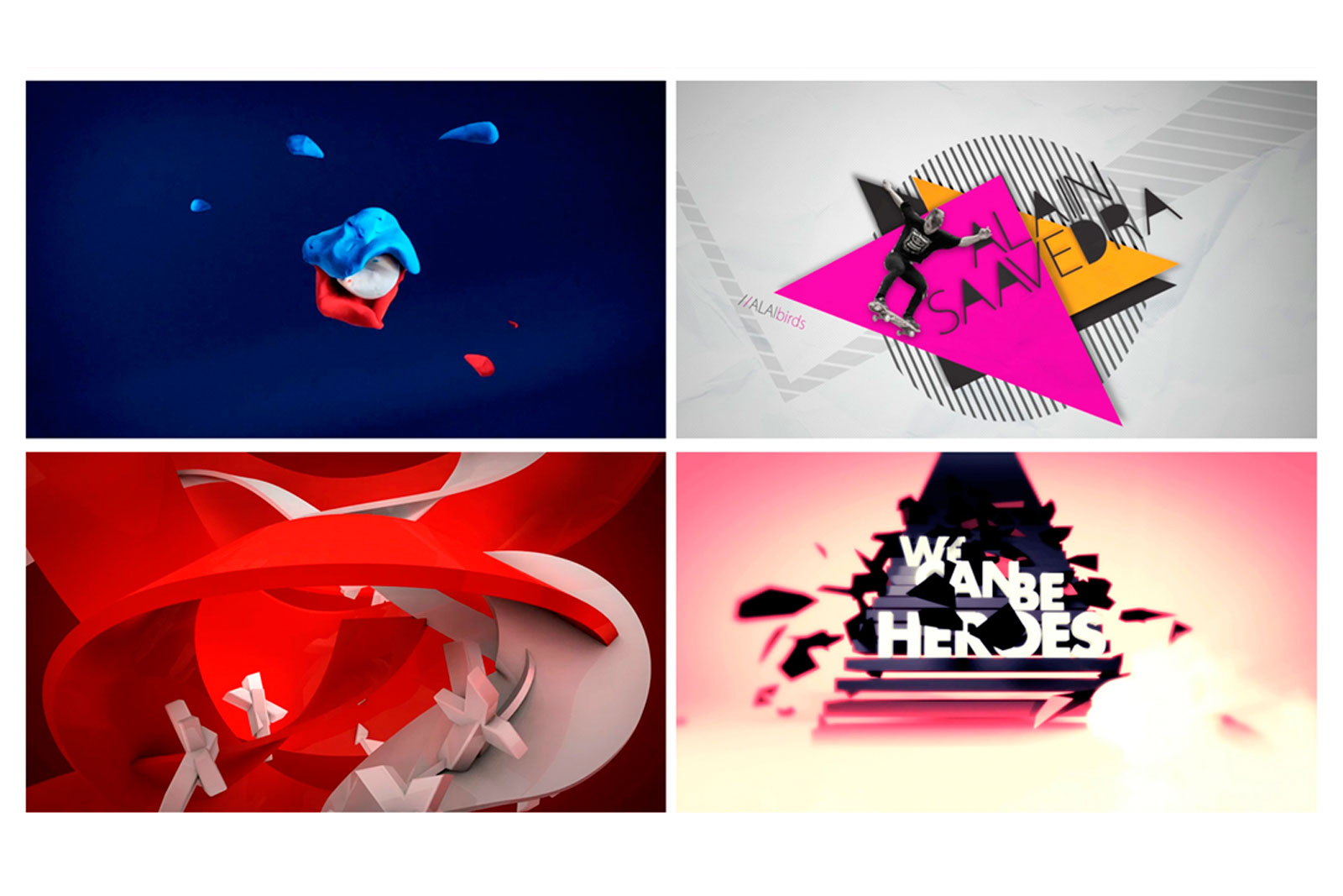 Máster de Motion Graphics Design
